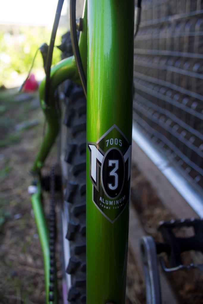 7005-aluminum frame